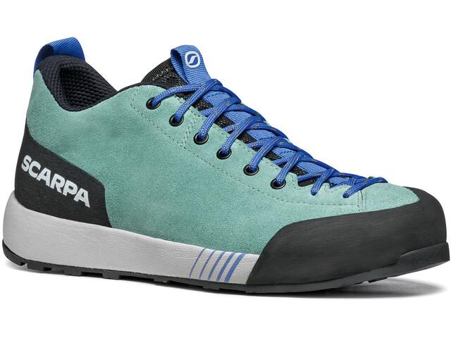 Scarpa Gecko Shoes Women aqua/violet blue